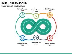 Infinity Infographics PPT Slide 24
