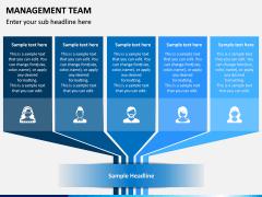 Management Team PPT Slide 5