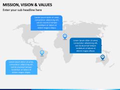 Mission, Vision and Values PPT Slide 18