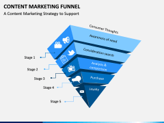 Content Marketing Funnel PPT Slide 4