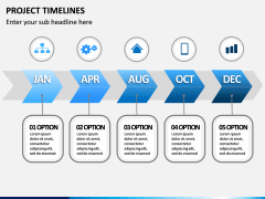 Project Timeline PPT Slide 6