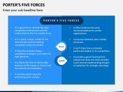 Porter's 5 Forces PPT Slide 11
