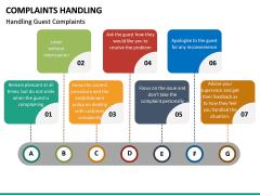 Complaints Handling PPT Slide 19