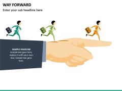 Way Forward PPT Slide 15