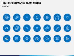 High Performance Team Model PPT Slide 19
