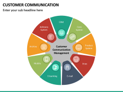 Customer Communication PPT Slide 17