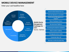 Mobile Device Management (MDM) PPT Slide 13