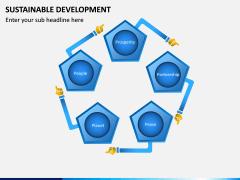 Sustainable Development PPT Slide 2