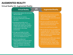 Augmented Reality PPT Slide 21
