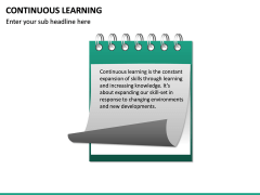 Continuous Learning PPT Slide 17