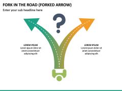 Fork in the Road PPT Slide 16
