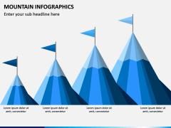 Mountain Infographics PPT Slide 14