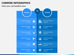 Compare Infographics PPT slide 12