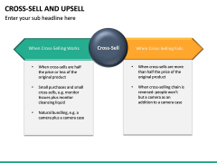Cross Selling Up Selling PPT Slide 30