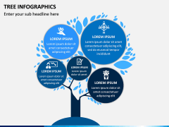 Tree Infographics PPT Slide 3