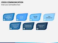 Crisis Communication PPT Slide 18