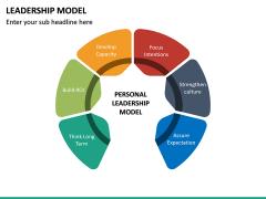 Leadership Model PPT Slide 19