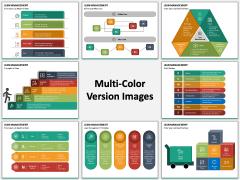 Lean Management Multicolor Combined