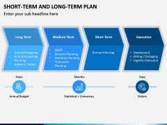 Short Term and Long Term Plan PPT Slide 4