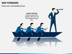 Way Forward PPT Slide 3