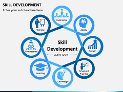 Skill Development PPT slide 1