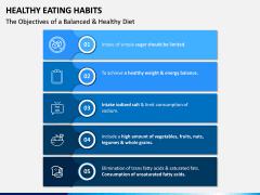 Healthy Eating Habits PPT Slide 6