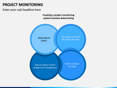Project Monitoring PPT Slide 10