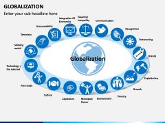Globalization PPT Slide 1