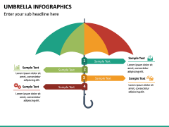 Umbrella Infographics PPT Slide 15