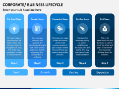 Business Lifecycle PPT Slide 10