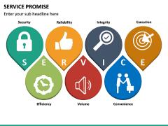 Service Promise PPT slide 12