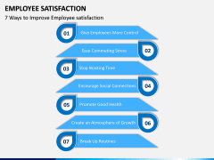Employee Satisfaction PPT Slide 6