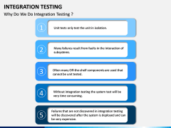 Integration Testing PPT Slide 7