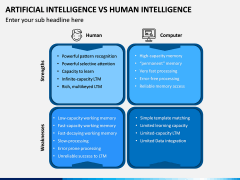 Artificial Vs Human Intelligence PPT Slide 4