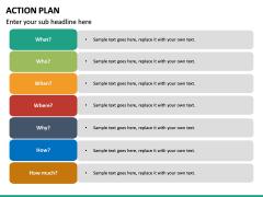 Action Plan PPT Slide 21