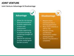 Joint Venture PPT Slide 24