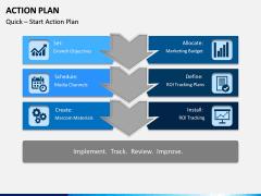 Action Plan PPT Slide 1