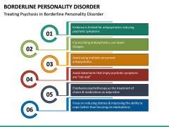 Borderline Personality Disorder (BPD) PPT Slide 21