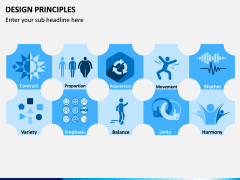 Design Principles PPT Slide 1