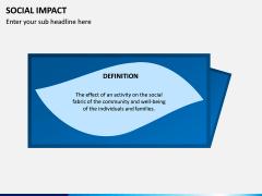 Social Impact PPT Slide 2