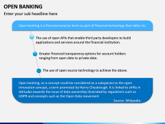 Open Banking PPT slide 4