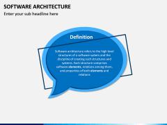 Software Architecture PPT Slide 1