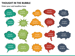 Thought in the Bubble PPT Slide 4