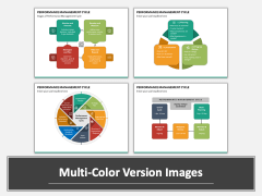 Performance Management Cycle Multicolor Combined