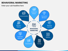 Behavioral Marketing PPT Slide 1