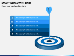 Smart Goals With Dart PPT Slide 2