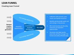 Lean Funnel PPT Slide 5