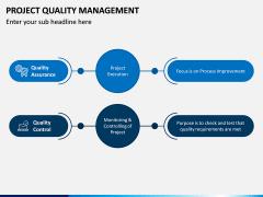 Project Quality Management PPT Slide 4