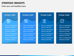 Strategic Insights PPT Slide 2