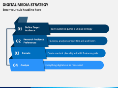 Digital Media Strategy PPT Slide 6
